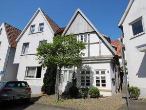 Traumhaftes Fachwerkhaus in der Altstadt von Bad Salzuflen