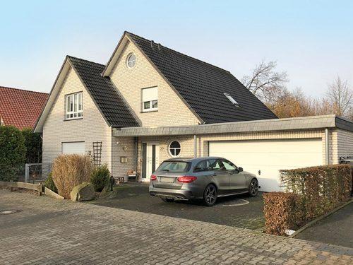 Modernes Einfamilienhaus in 33790 Halle/Westf.