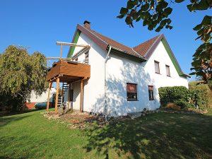 Freundliches Dreifamilienhaus mit Remise in 32139 Spenge