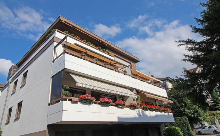 Sympathische Penthouse-Wohnung in 32105 Bad Salzuflen, Nähe Kurpark