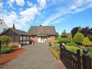 Exklusives Einfamilienhaus in TOP-Lage, Detmold-Pivitsheide