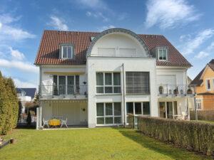 Exklusive Etagenwohnung in Bielefeld, Nähe Botanischer Garten